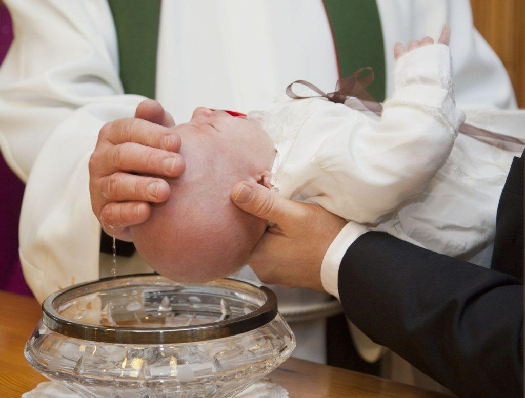 Einladung zur Taufe