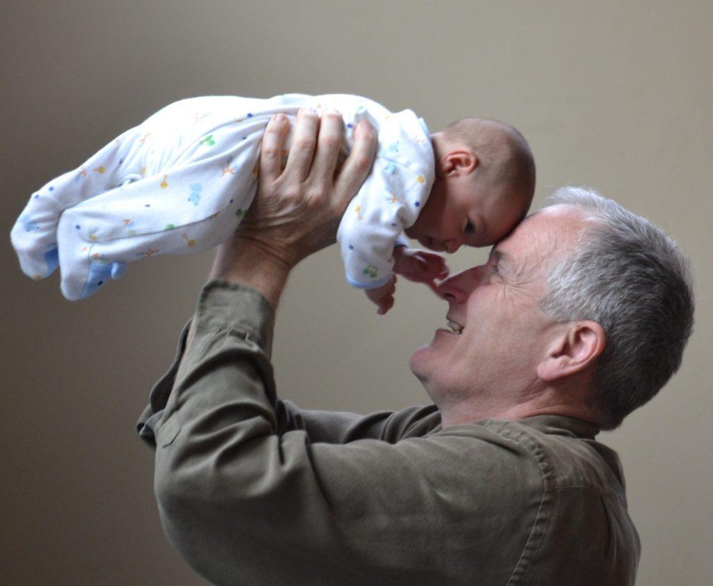 geschenk taufe großeltern