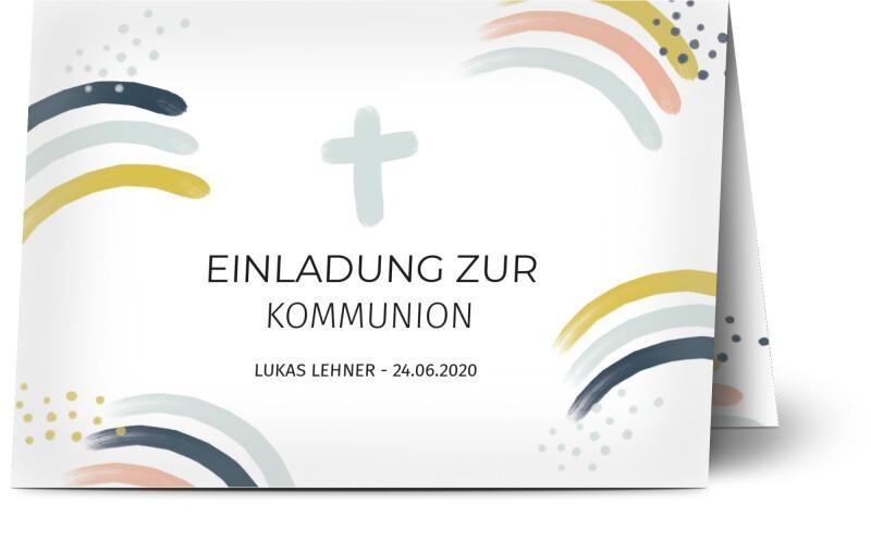 EInladungstext Kommunion: Beispiele und Ideen